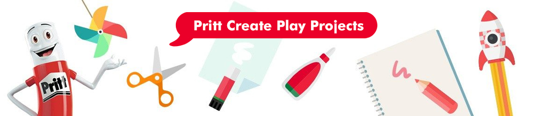 Pritt Create Play Projects
